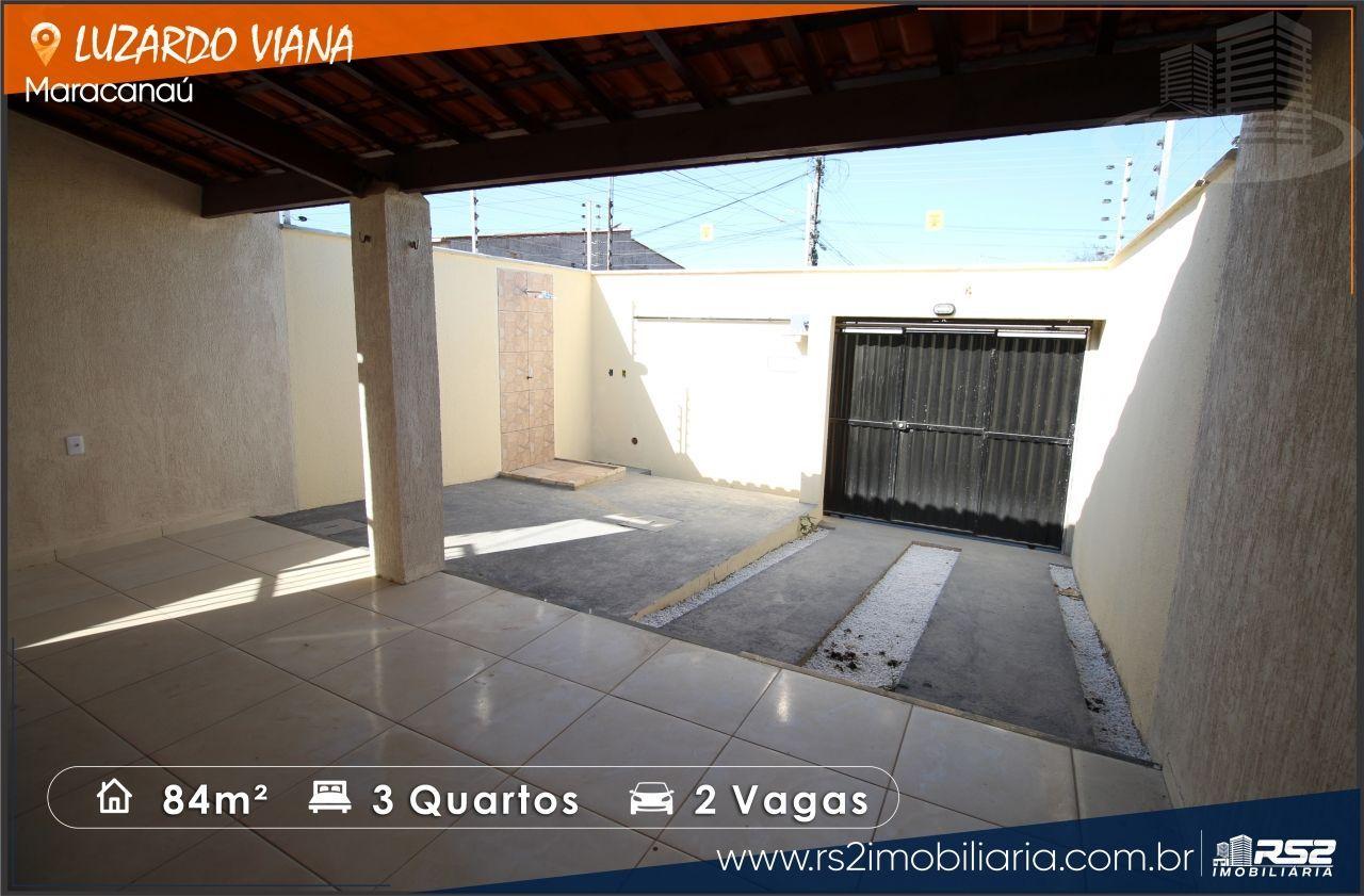 Casa com 3 Dormitórios à venda, 84 m² por R$ 180.000,00