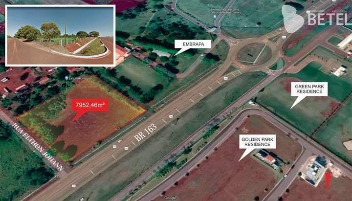 Terreno/Lote à venda  no Parque das Nações - Dourados, MS. Imóveis