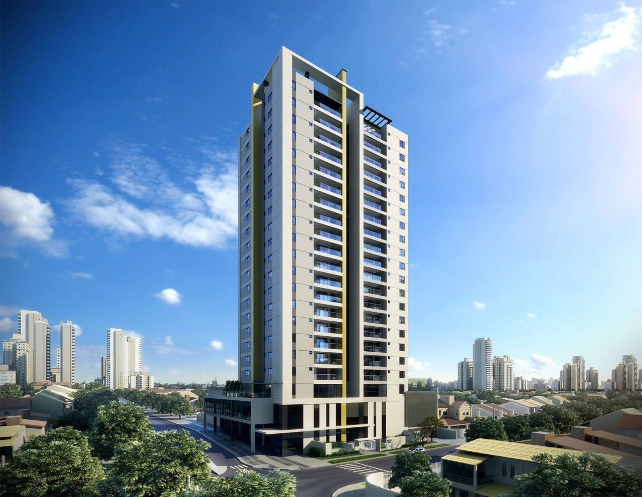 Apartamento à venda  no Cabral - Curitiba, PR. Imóveis