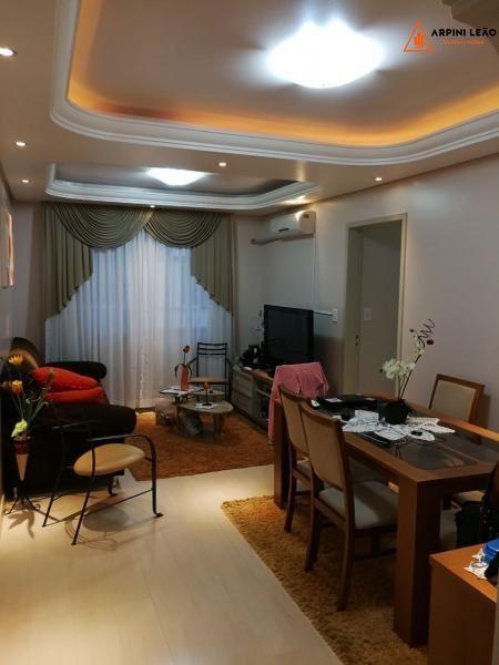 Apartamento com 3 Dormitórios à venda, 89 m² por R$ 400.000,00