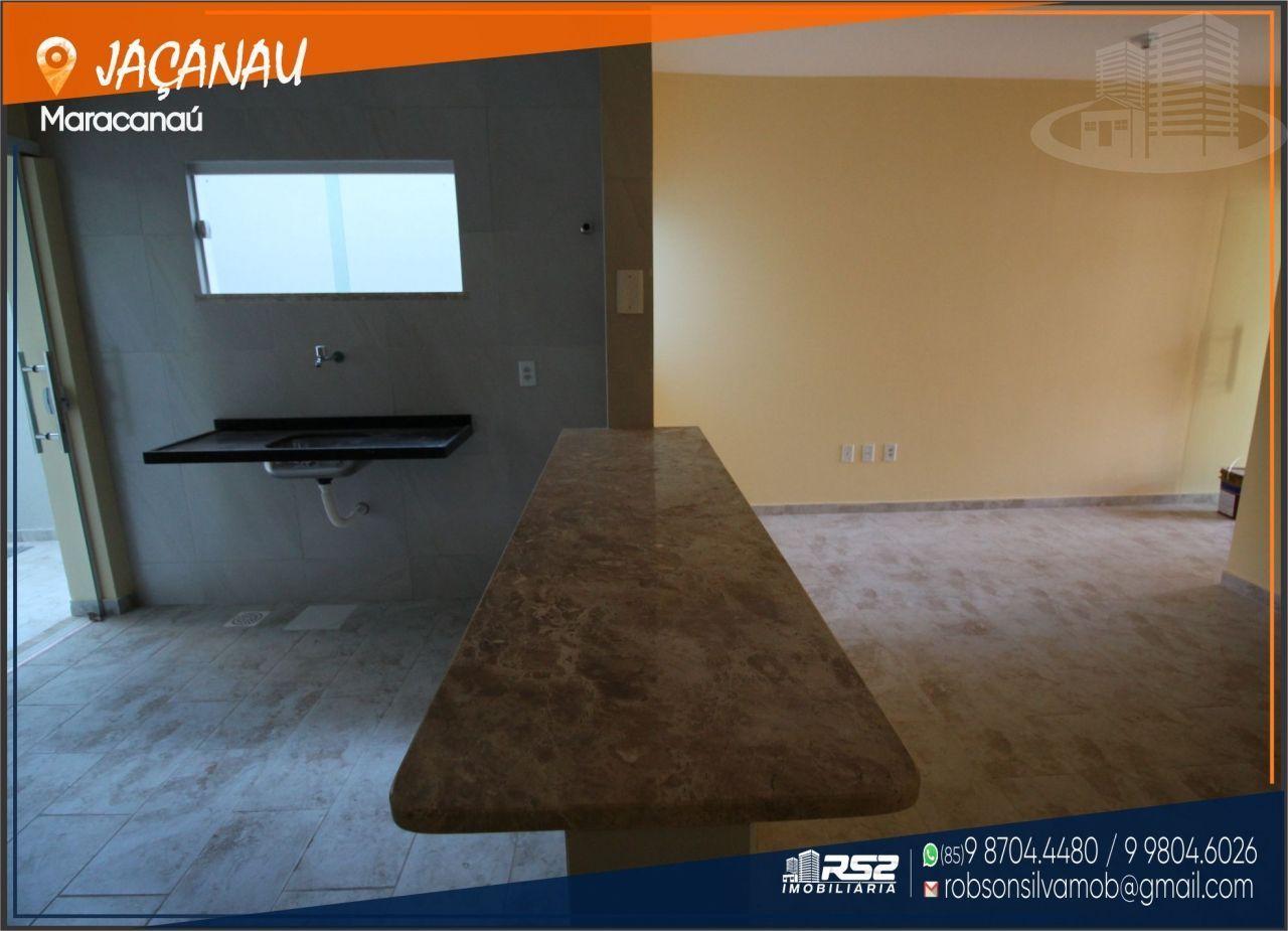 Casa com 2 Dormitórios à venda, 80 m² por R$ 150.000,00