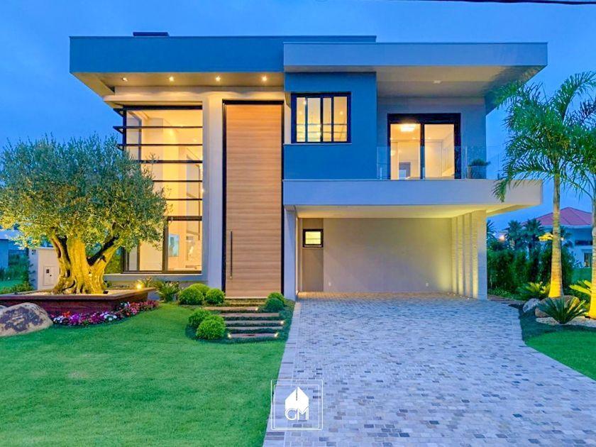Casa em condomínio à venda  no Centro - Xangri-la, RS. Imóveis