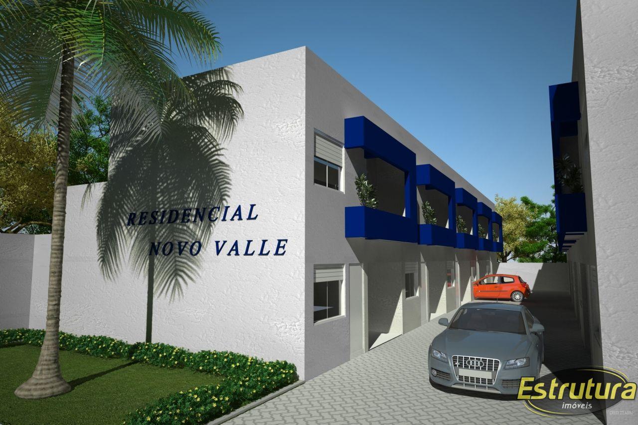 Casa com 2 Dormitórios à venda, 80 m² por R$ 199.900,00