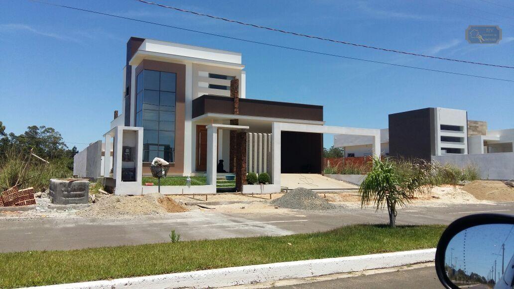 Casa à venda  no Novo Passo - Passo de Torres, SC. Imóveis