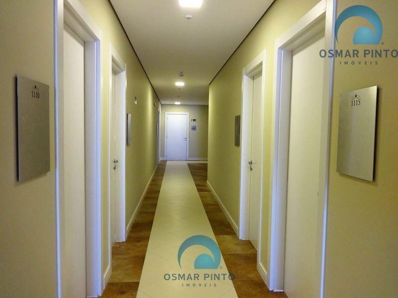 Sala Comercial com 1 dormitório<small> em Torres, Centro</small>