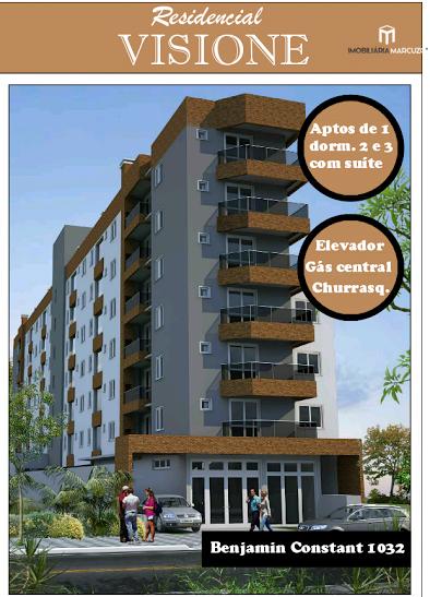 Apartamento com 3 Dormitórios à venda, 124 m² por R$ 425.000,00