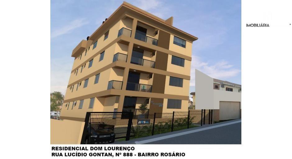 Apartamento com 1 Dormitórios à venda, 42 m² por R$ 175.000,00