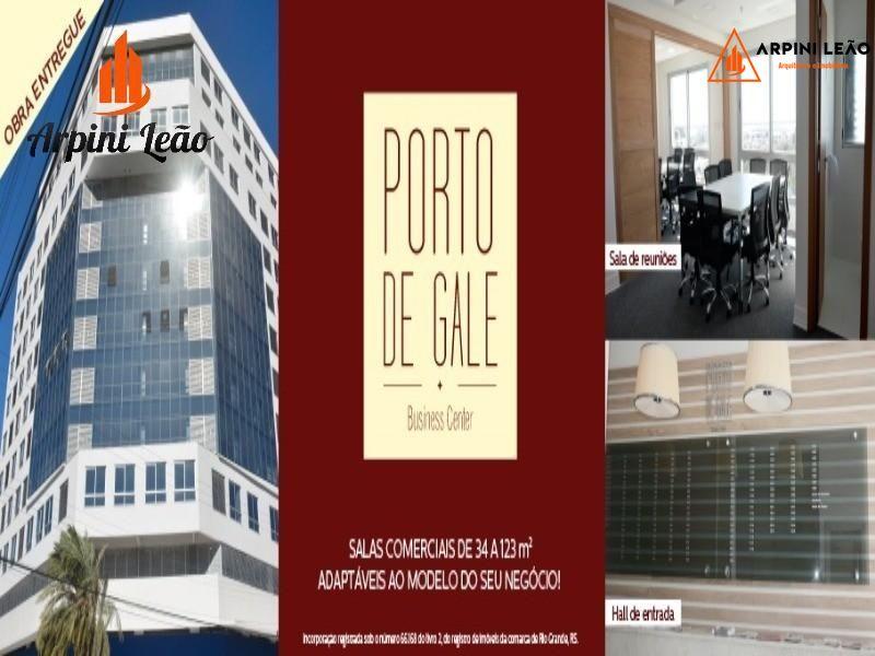 Sala comercial à venda, 36 m² por R$ 225.000,00