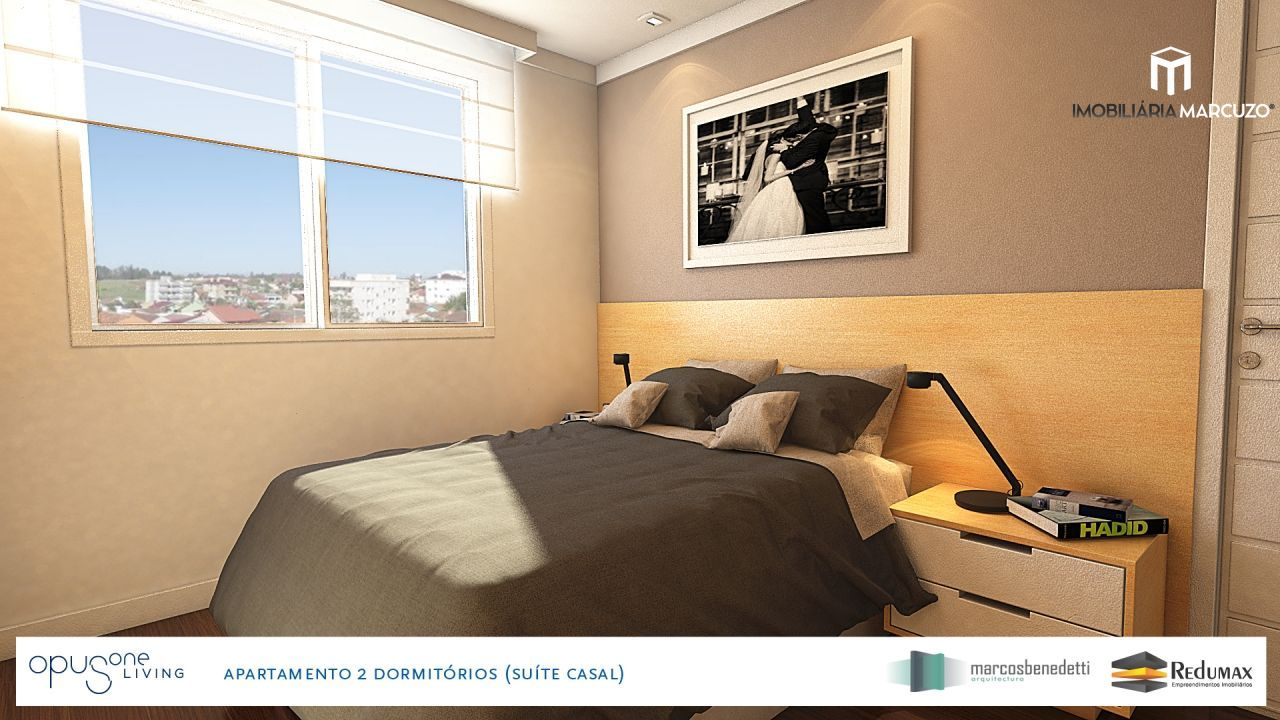 Apartamento com 2 Dormitórios à venda, 71 m² por R$ 400.599,00