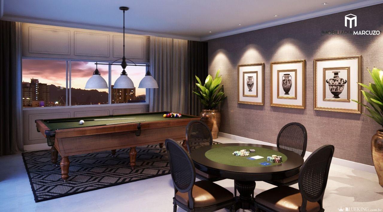 Apartamento com 3 Dormitórios à venda, 70 m² por R$ 444.000,00