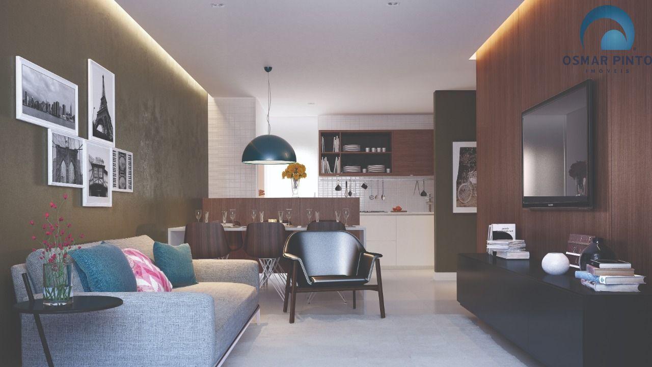 Cobertura 3 dormitórios em Torres, no bairro Praia Grande