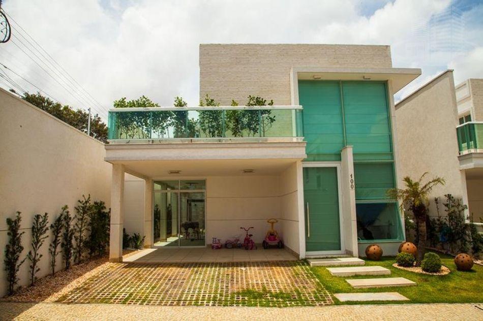 Casa em condomínio à venda  no José de Alencar - Fortaleza, CE. Imóveis