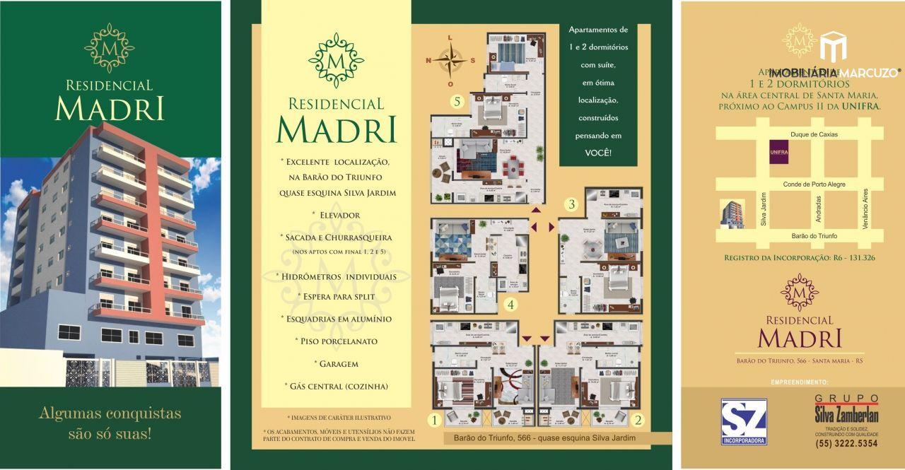 Apartamento com 1 Dormitórios à venda, 51 m² por R$ 230.000,00