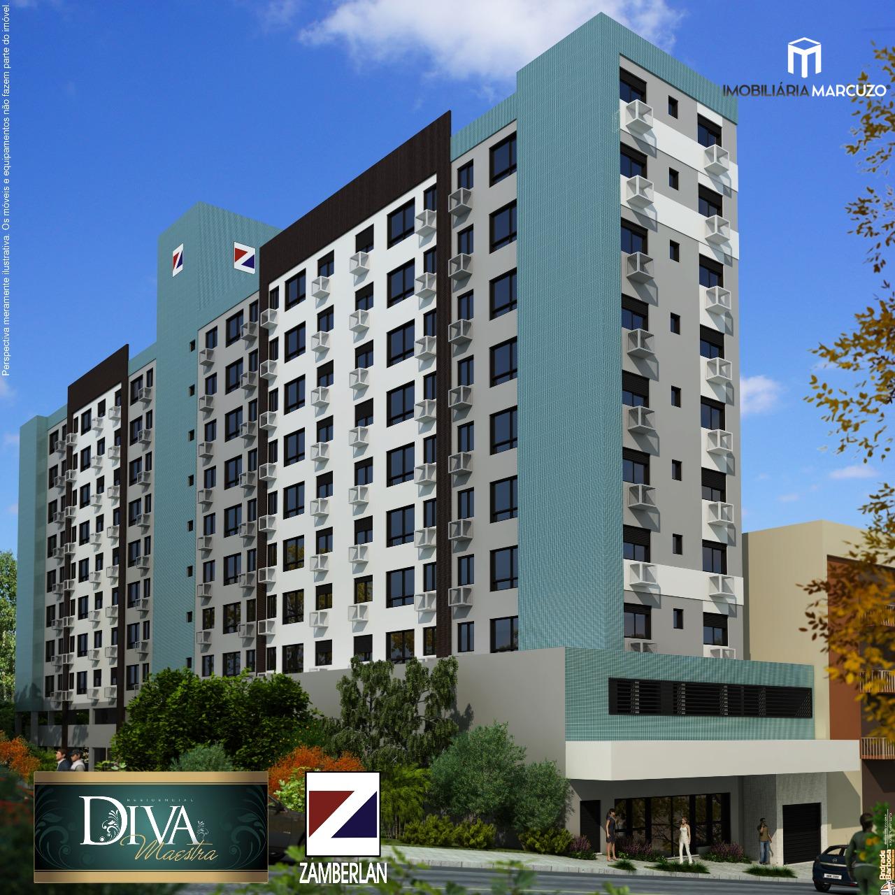 Apartamento com 2 Dormitórios à venda, 69 m² por R$ 299.000,00