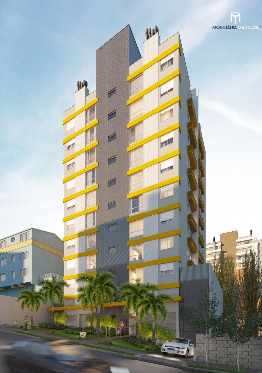 Apartamento com 1 Dormitórios à venda, 42 m² por R$ 265.306,00
