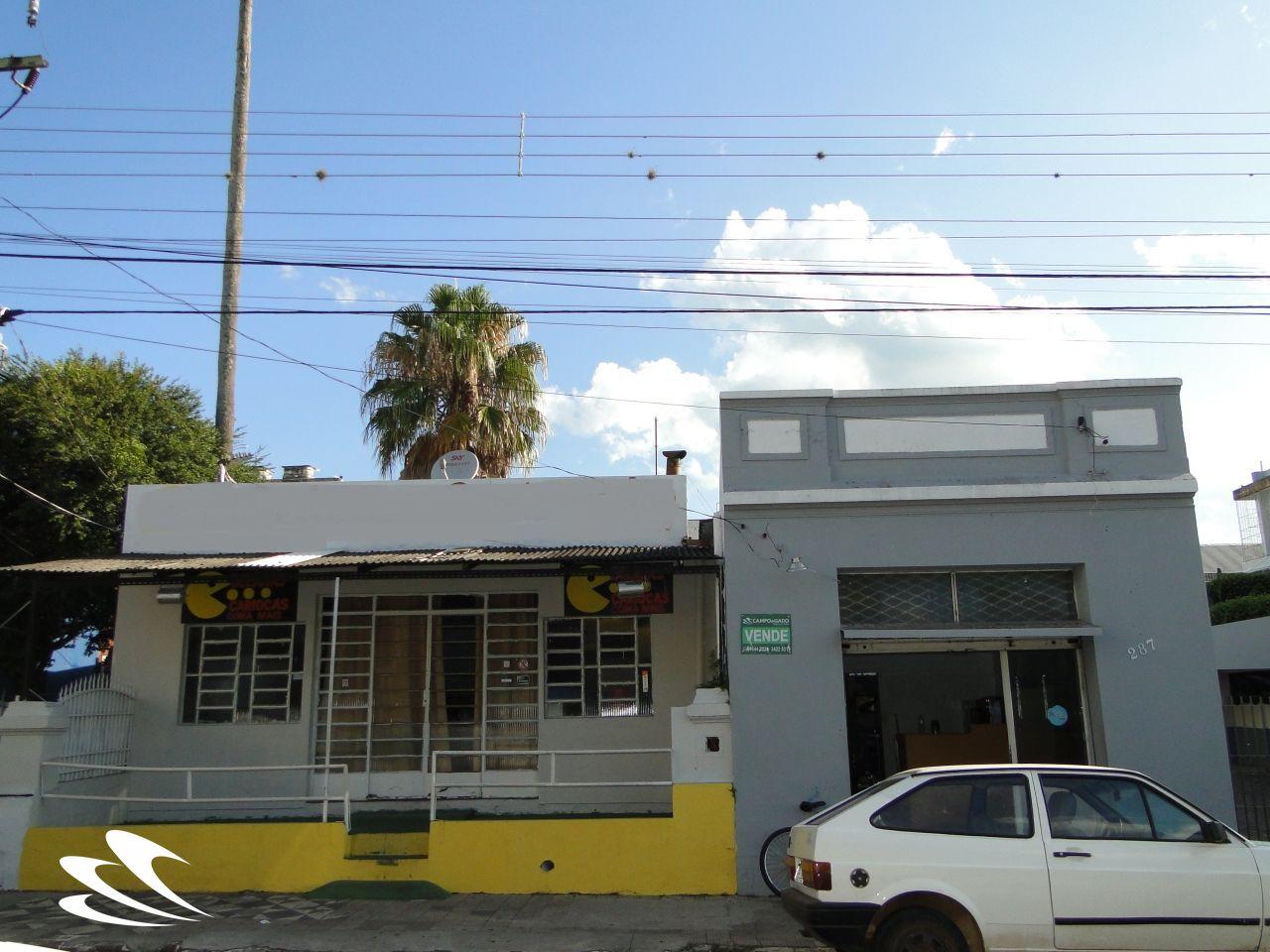 Sala comercial à venda  no Centro - Alegrete, RS. Imóveis
