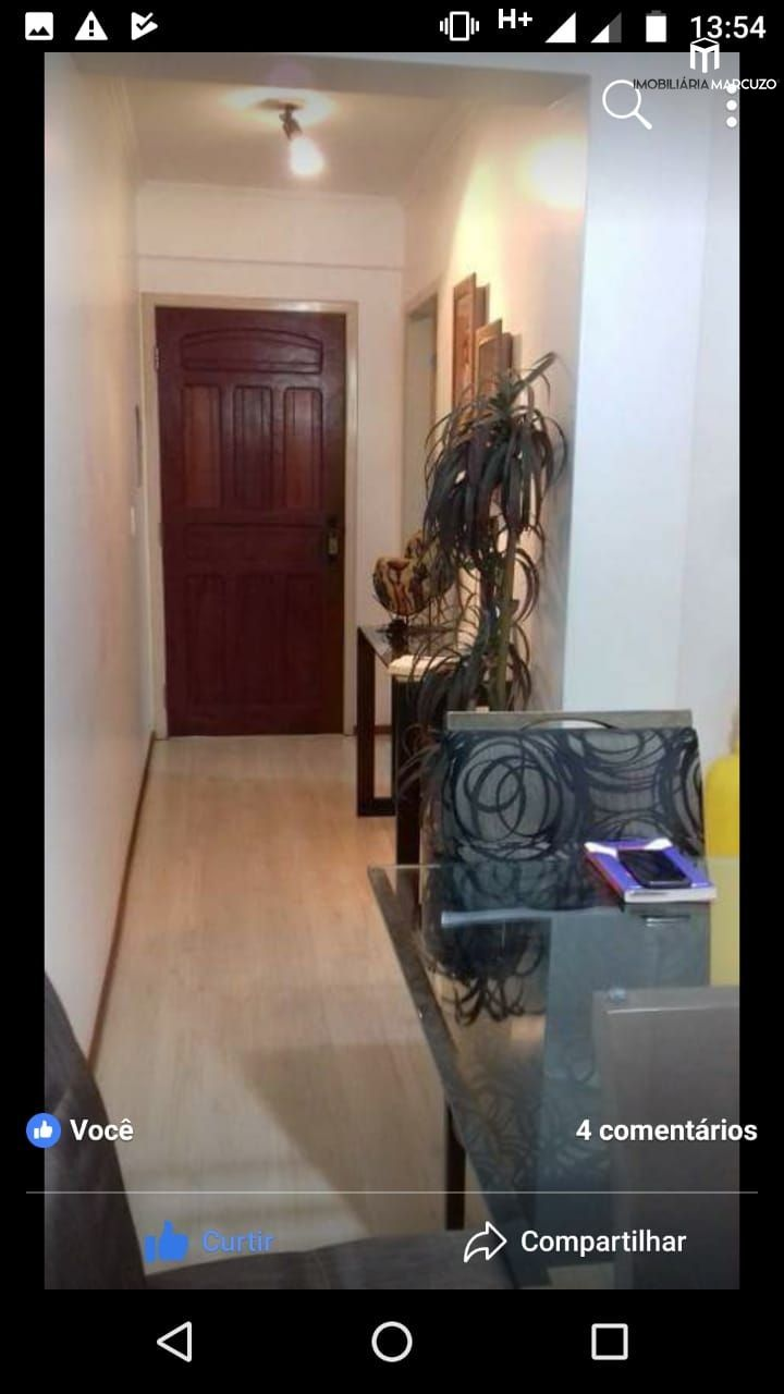 Apartamento com 3 Dormitórios à venda, 107 m² por R$ 350.000,00