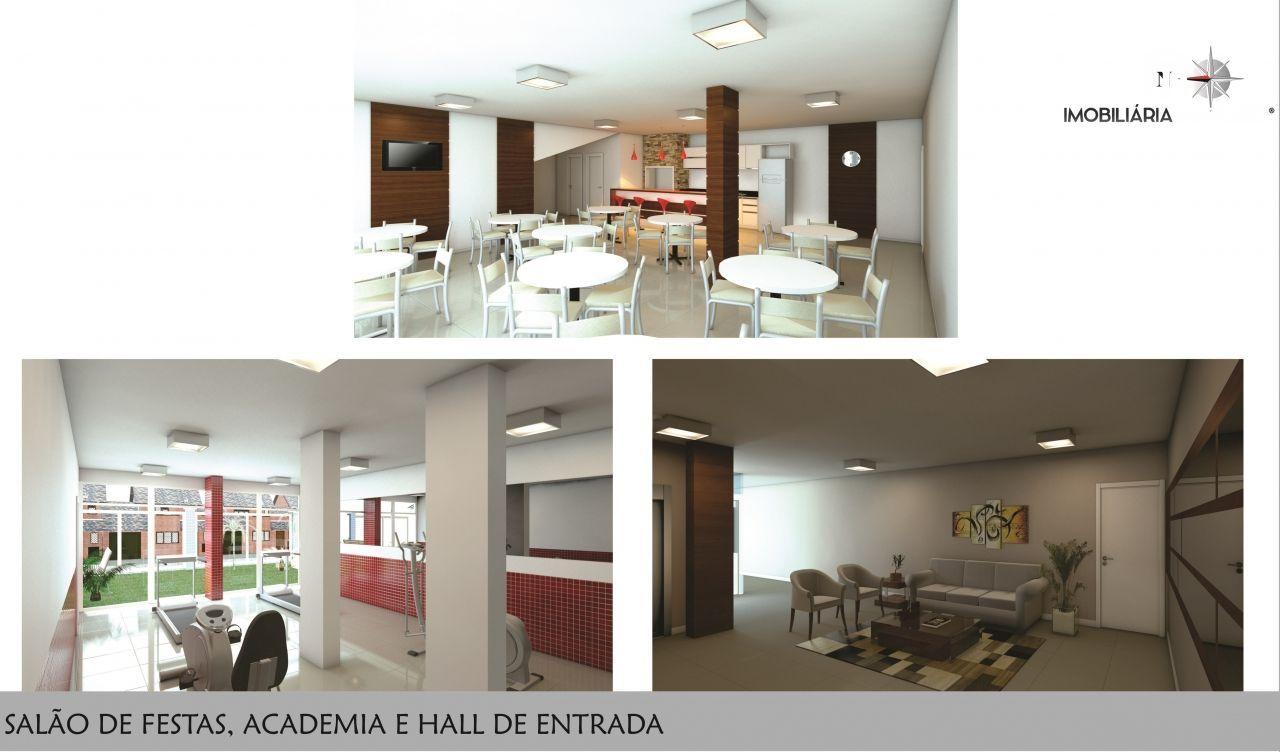 Apartamento com 2 Dormitórios à venda, 61 m² por R$ 365.700,00