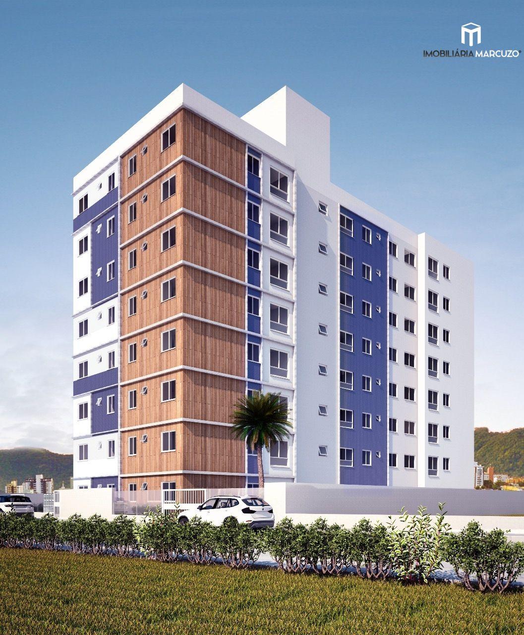 Apartamento com 2 Dormitórios à venda, 57 m² por R$ 180.000,00