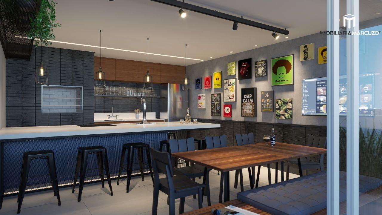 Apartamento com 2 Dormitórios à venda, 69 m² por R$ 406.329,00