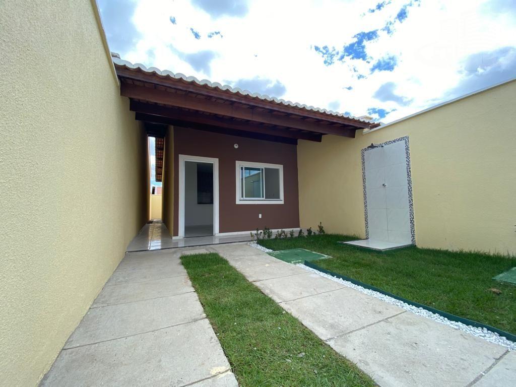 Casa com 2 Dormitórios à venda, 89 m² por R$ 135.000,00
