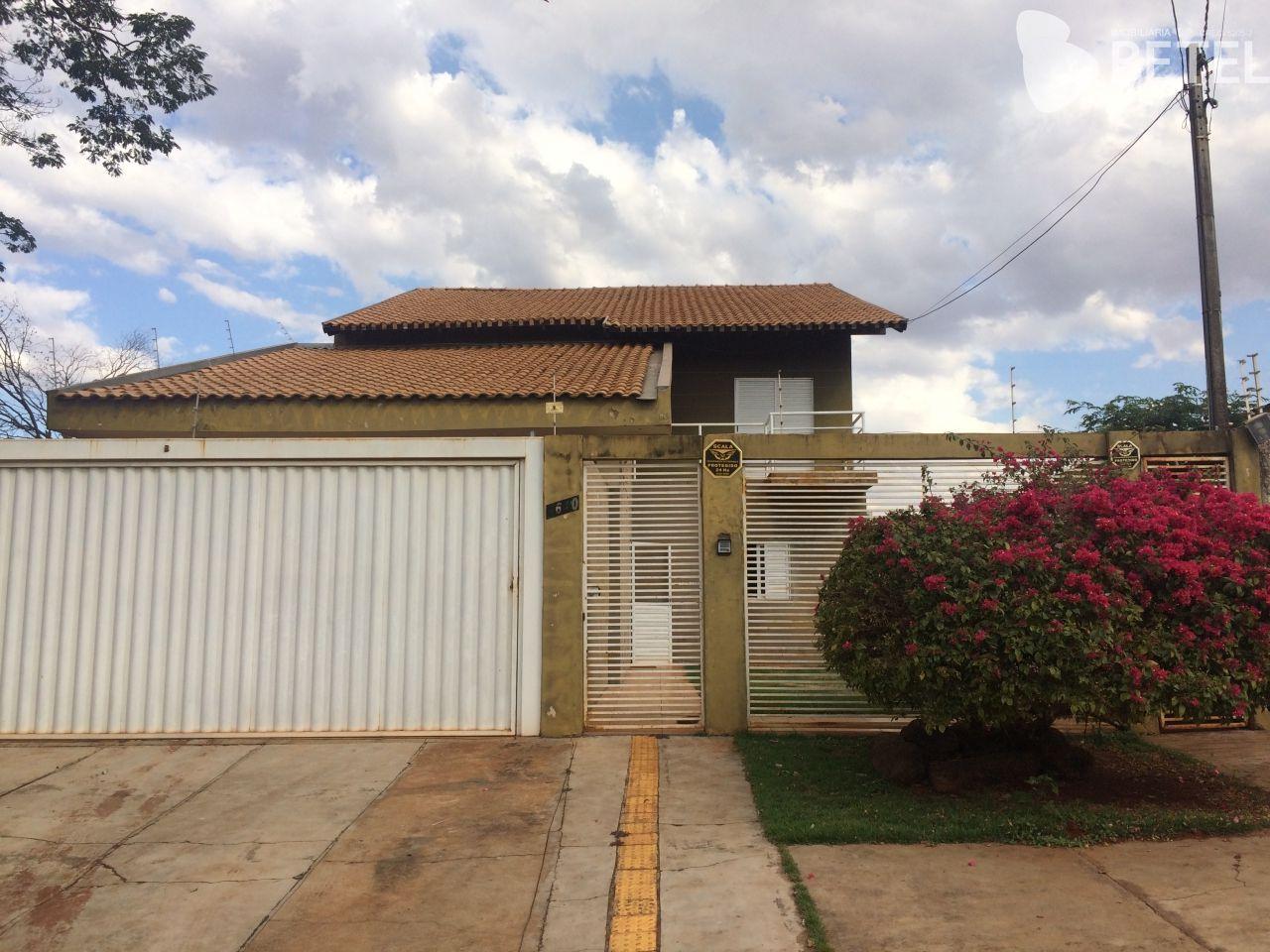 Casa à venda  no Jardim Rasslem - Dourados, MS. Imóveis