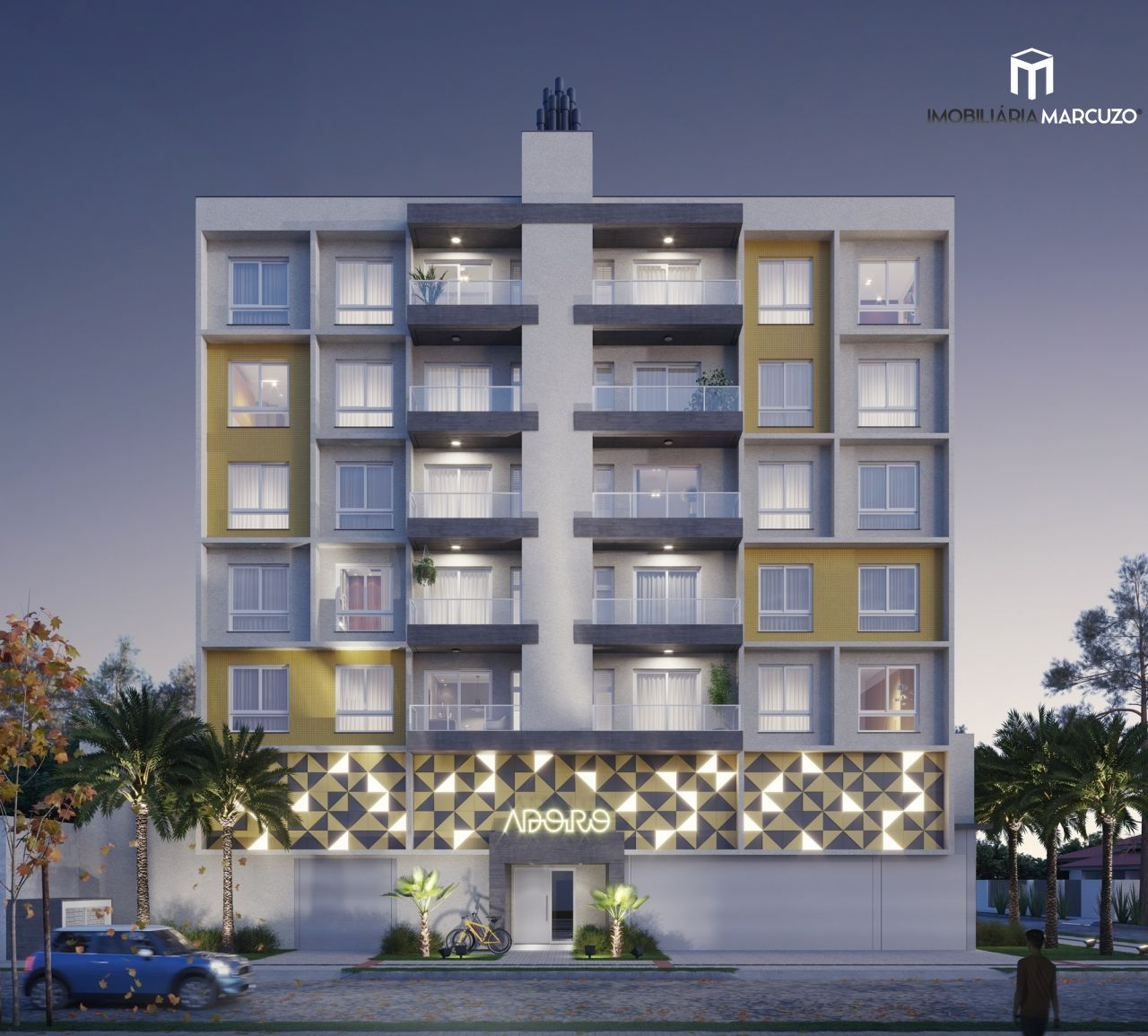Apartamento com 2 Dormitórios à venda, 69 m² por R$ 445.142,00