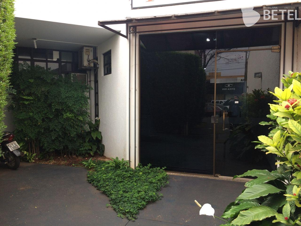 Sala comercial para alugar  no Jardim América - Dourados, MS. Imóveis