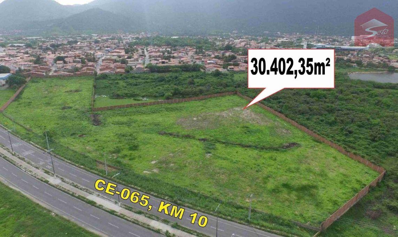 Terreno/Lote à venda  no Parque São João - Maranguape, CE. Imóveis