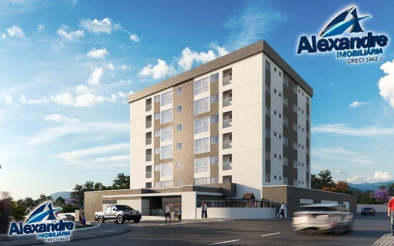 Apartamento à venda  no Barra do Rio Cerro - Jaraguá do Sul, SC. Imóveis