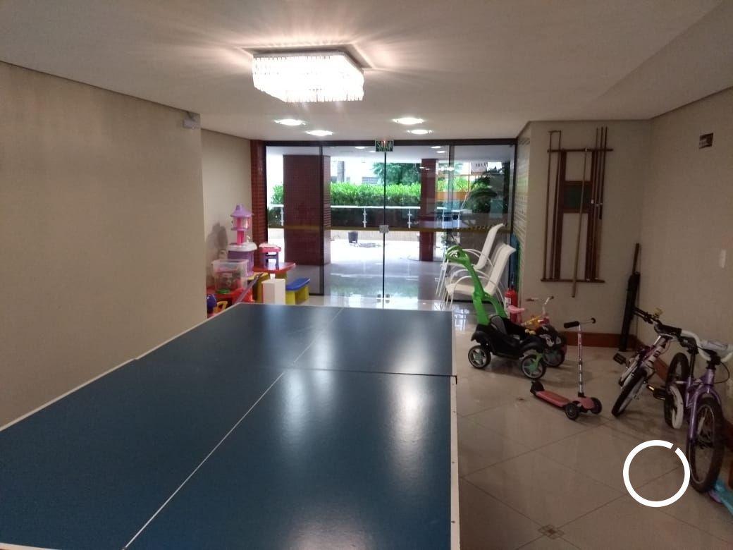 Sala de jogos - Infraestrutura do Condomínio