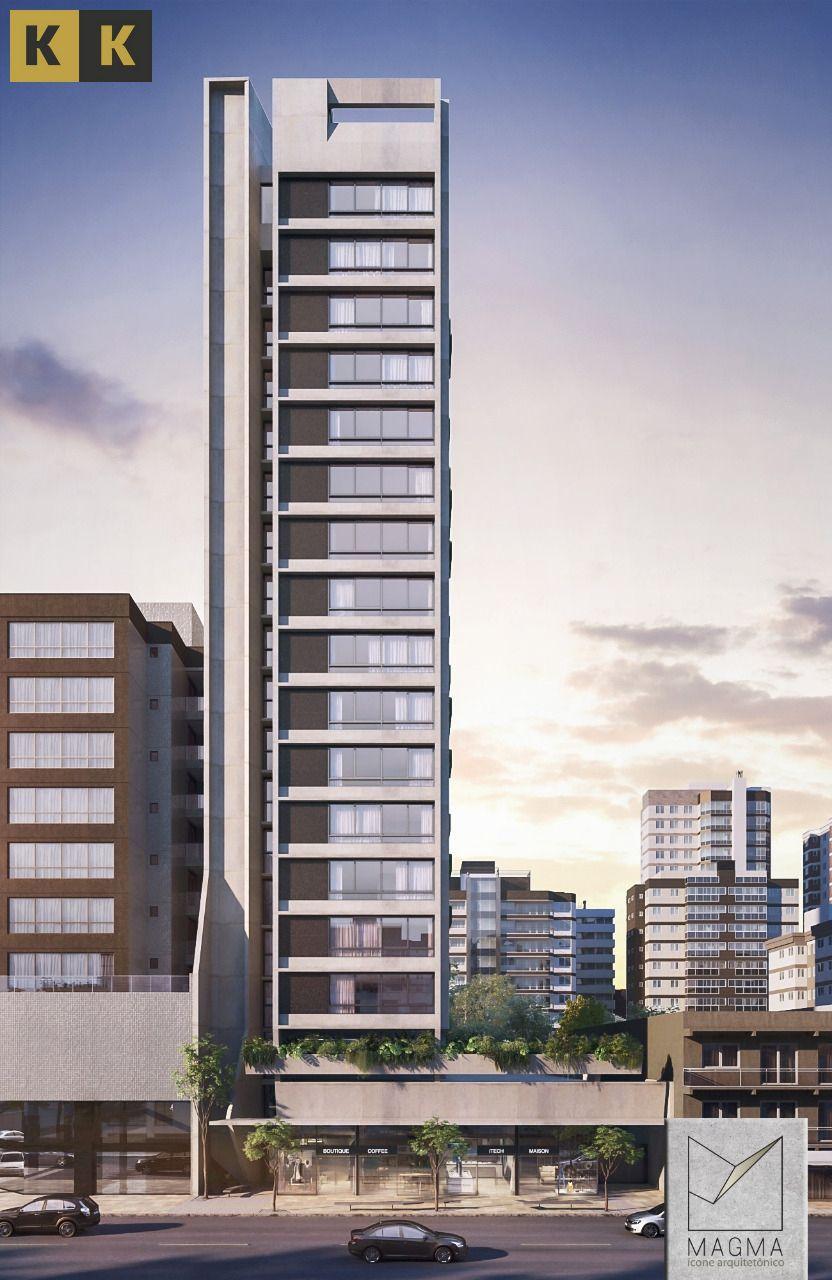 Apartamento com 2 Dormitórios à venda, 91 m² por R$ 727.000,00