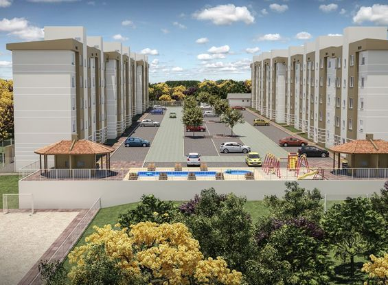 Moradas de Rondônia Condomínio Residencial