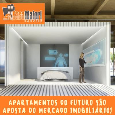 Apartamentos do futuro são aposta do mercado imobiliário!