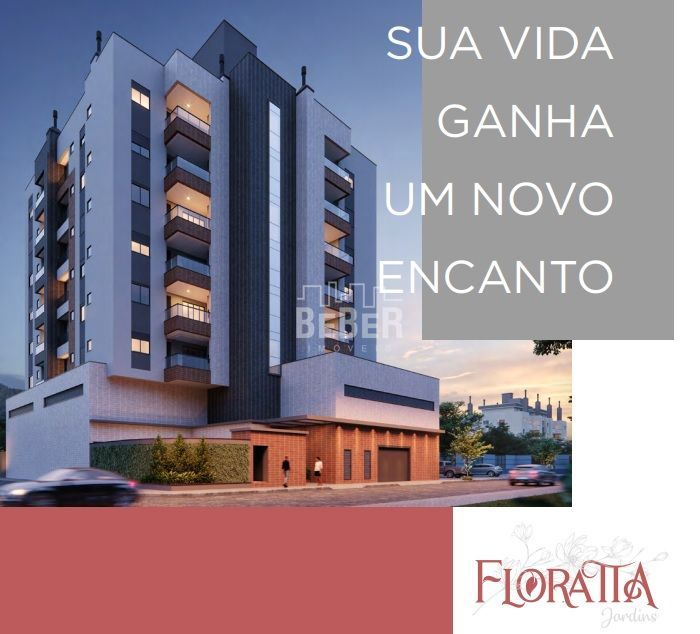 Apartamento à venda  no Centro - Guaramirim, SC. Imóveis