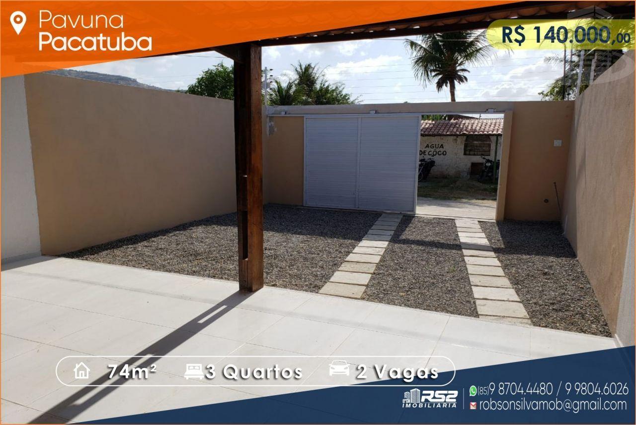 Casa em condomínio com 3 Dormitórios à venda, 82 m² por R$ 145.000,00