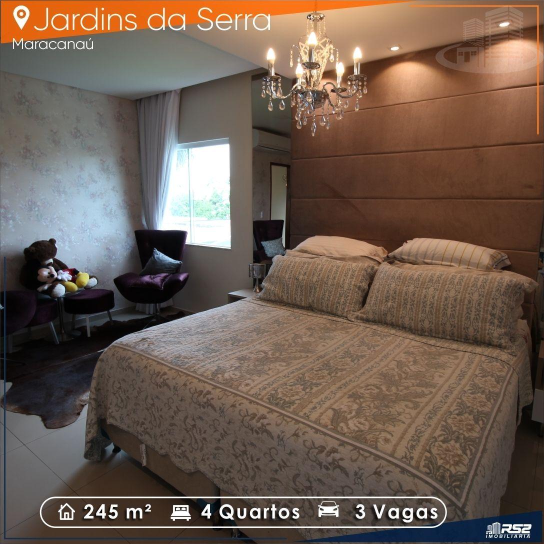 Casa em condomínio com 4 Dormitórios à venda, 245 m² por R$ 950.000,00