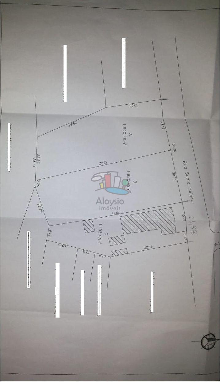 Terreno/Lote à venda  no Canaã - Sete Lagoas, MG. Imóveis