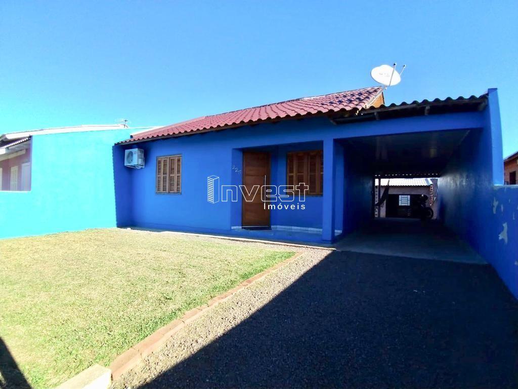 Casa à venda  no Cipriano de Oliveira - Vera Cruz, RS. Imóveis