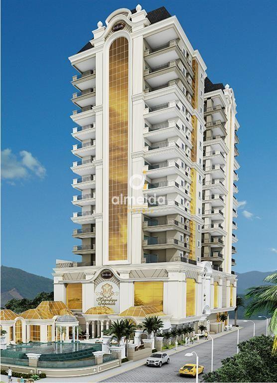 Apartamento à venda  no Meia Praia - Itapema, SC. Imóveis