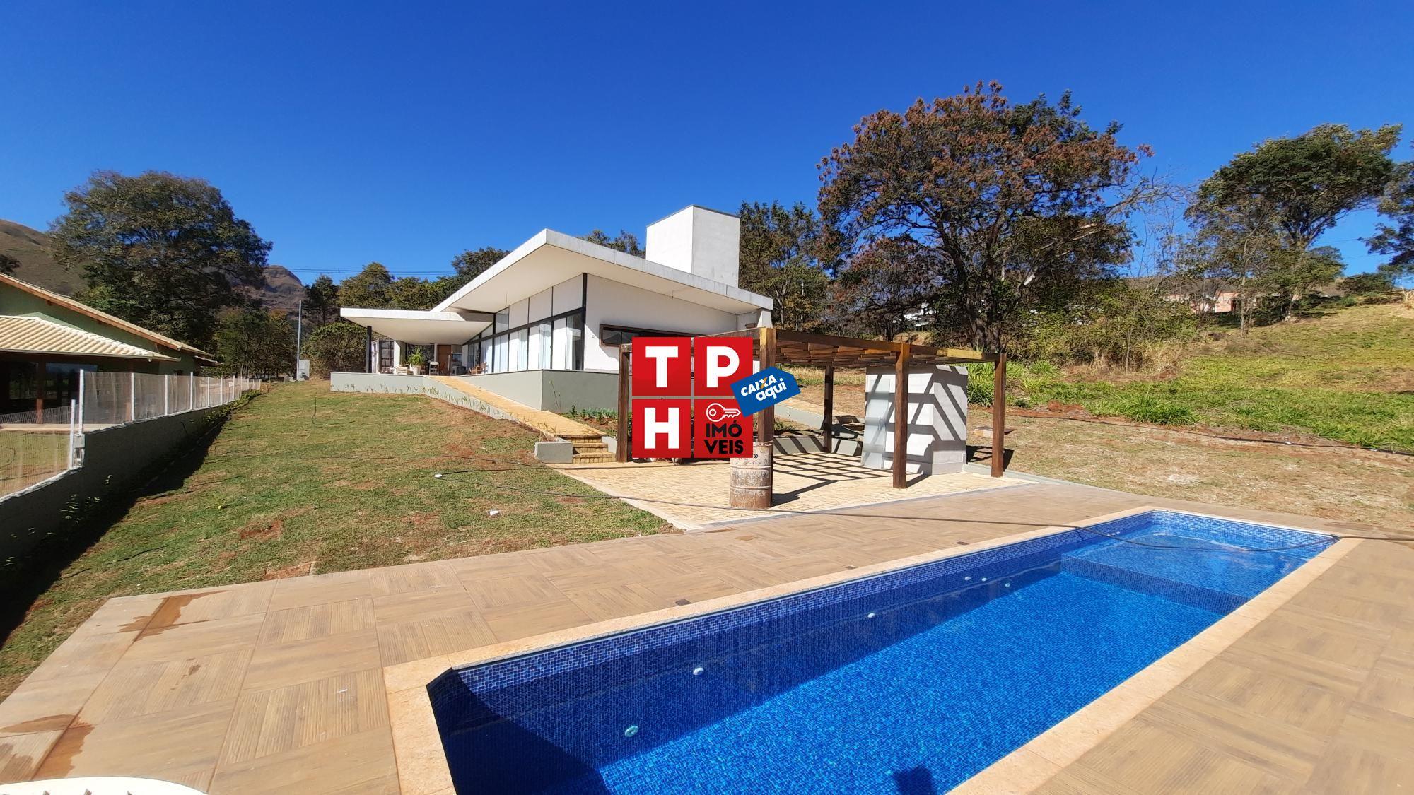 Casa em condomínio à venda  no Zona Rural - Mário Campos, MG. Imóveis