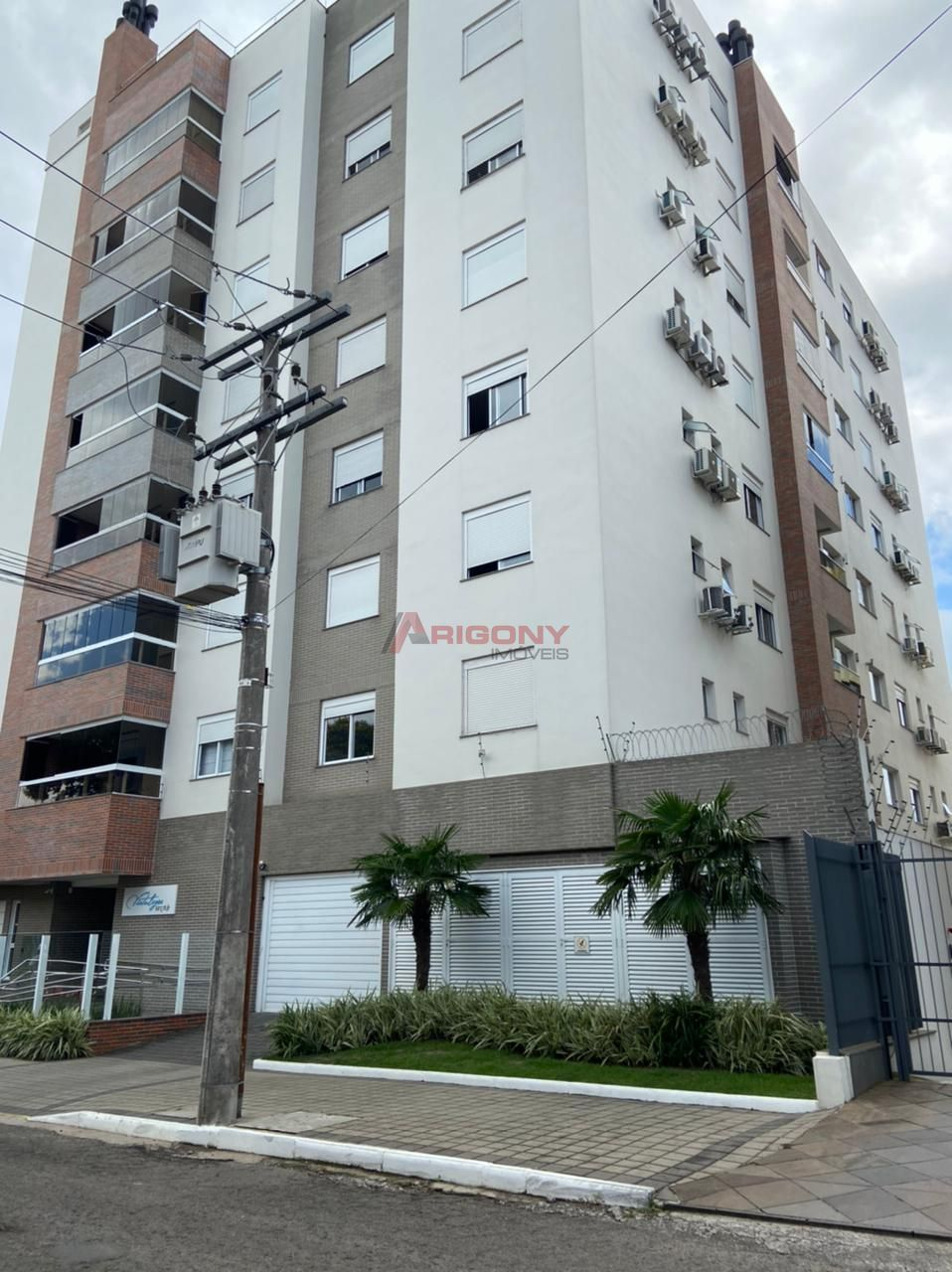 Apartamento à venda  no Nossa Senhora de Lourdes - Santa Maria, RS. Imóveis