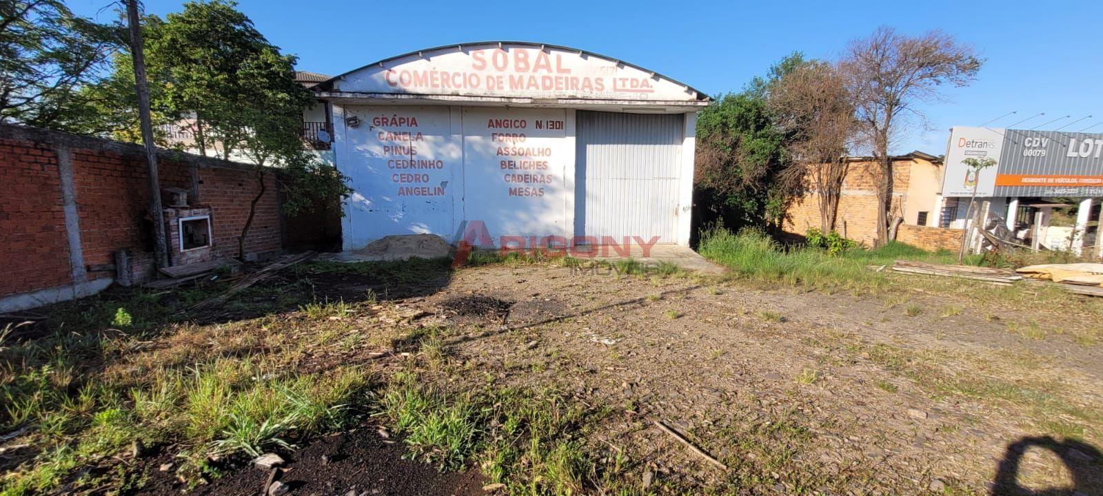 Pavilhão/galpão/depósito à venda  no Urlândia - Santa Maria, RS. Imóveis