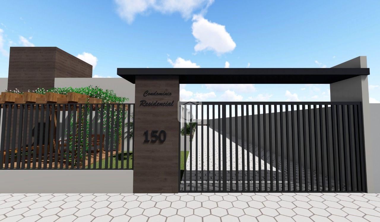 Casa em condomínio à venda  no Pinheiro Machado - Santa Maria, RS. Imóveis