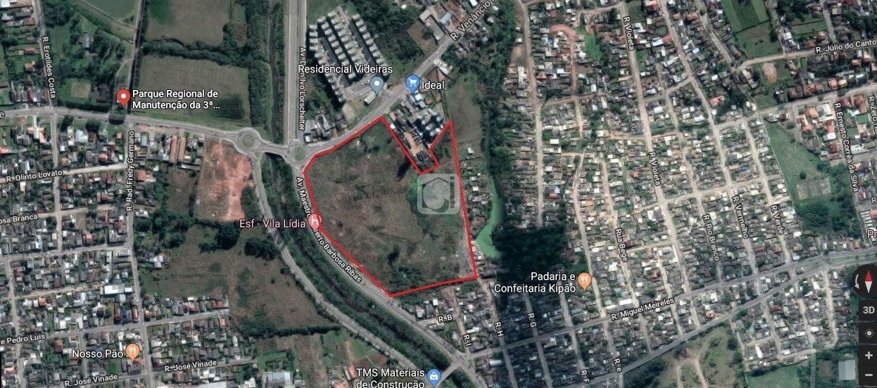 Terreno/Lote à venda  no Passo Dareia - Santa Maria, RS. Imóveis