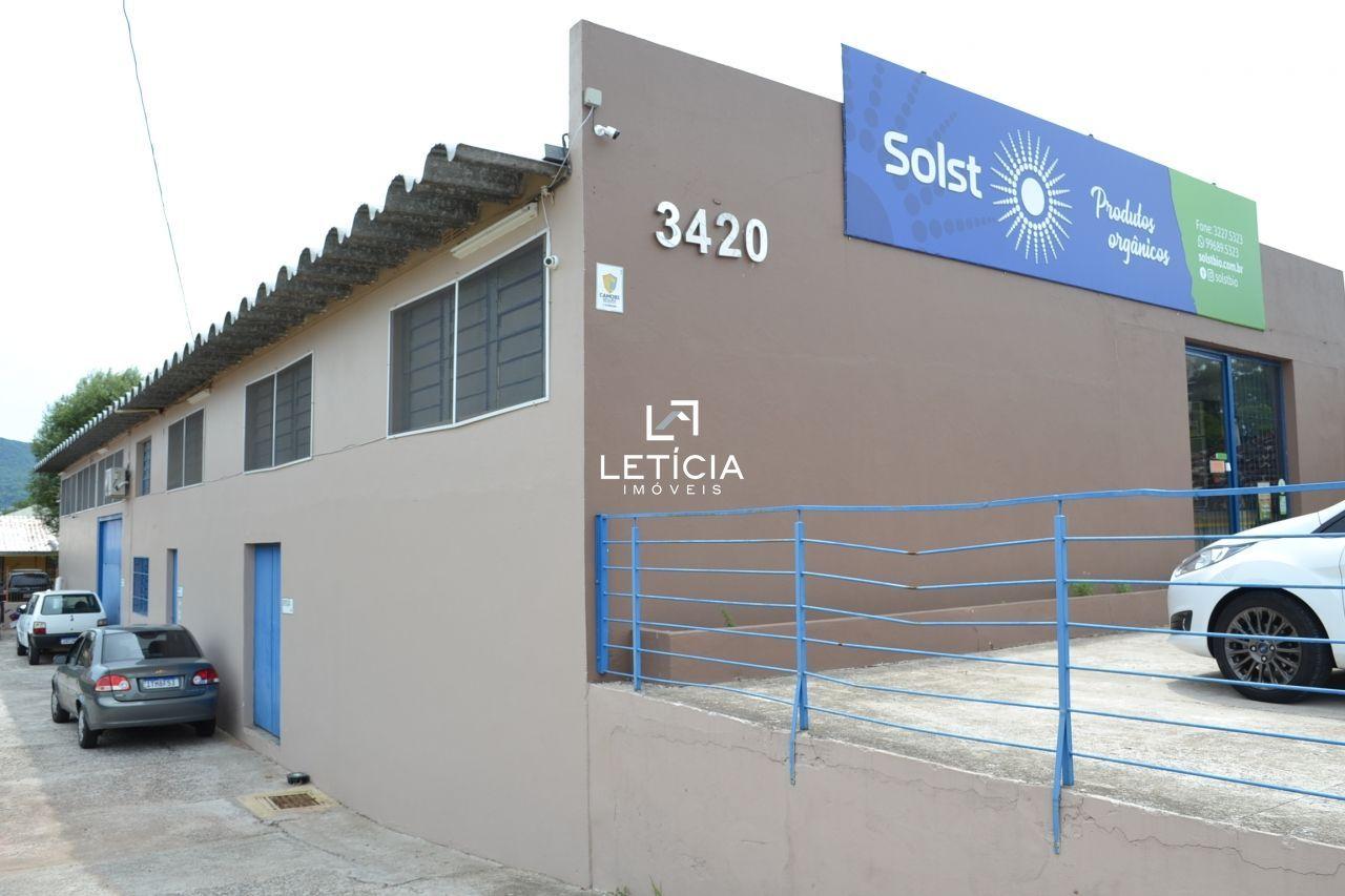 Pavilhão/galpão/depósito à venda  no Pé de Plátano - Santa Maria, RS. Imóveis