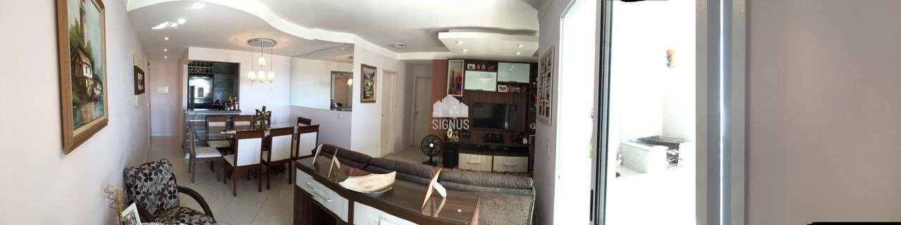 Apartamento com 2 Dormitórios à venda, 77 m² por R$ 450.000,00