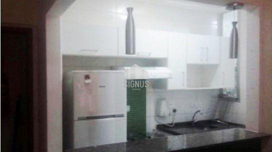 Apartamento com 1 Dormitórios à venda, 44 m² por R$ 180.000,00