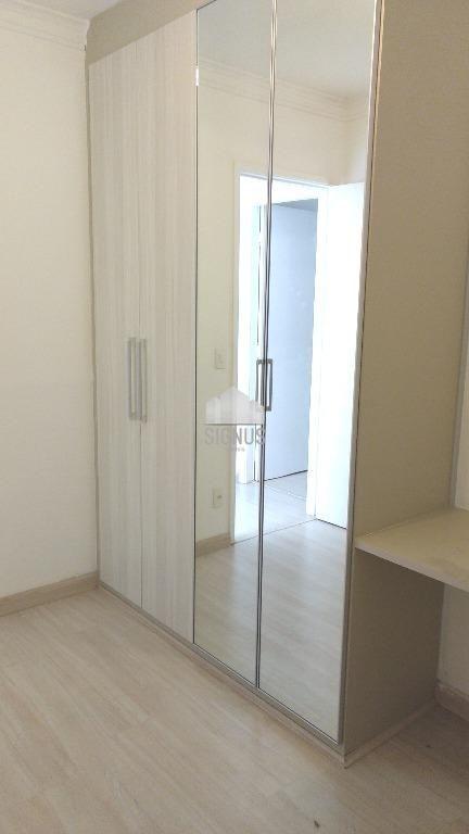 Apartamento com 2 Dormitórios à venda, 64 m² por R$ 318.000,00