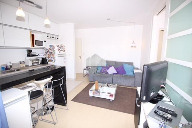 Apartamento com 1 Dormitórios à venda, 47 m² por R$ 400.000,00